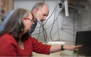 Carl Johnson and Terry Jo Bichell (Vanderbilt University)