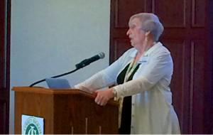 Martha Denckla, M.D.