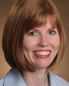 Headshot of Julie Lounds Taylor