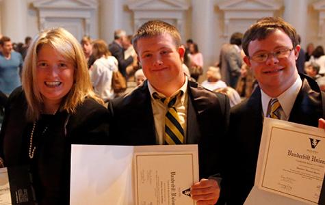 Photo of Next Steps at Vanderbilt graduates.