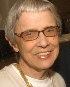 Headshot of Mary Jane Swaney