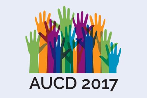 AUCD Conference 2017 Logo