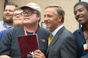 Expect Employment Report presented to Governor Haslam