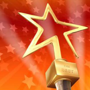 Stock photo of award