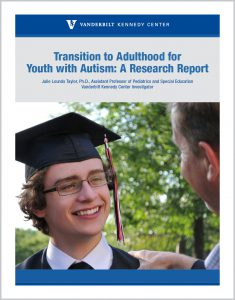 transition to adulthood report