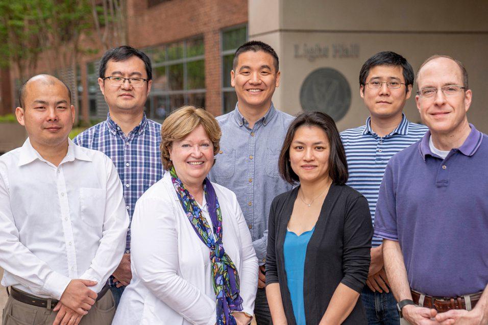 VUMC researchers who helped find high-risk genes for schizophrenia