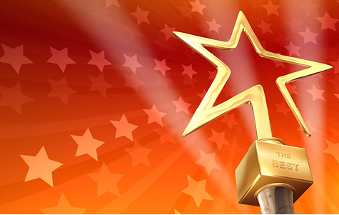 Stock photo of award