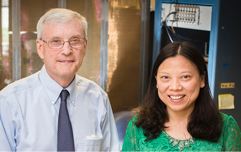 Robert Macdonald, M.D., Ph.D., Jing-Qiong Kang, M.D., Ph.D., and colleagues have demonstrated that aggregation of abnormal proteins can contribute to a severe form of genetic epilepsy.