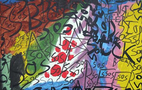 """Art piece titled """"Art Star"""" by Noah Erenberg"""