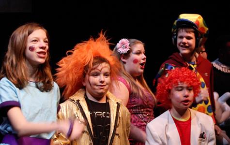 Photo of SENSE Theatre participants