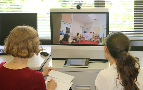 TRIAD telemedicine is used to assist with autism assessment and early intervention in Tennessee communities. TRIAD uses telehealth in consulting with educators in Coffee County.