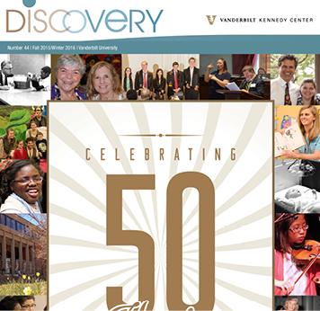 VKC Discovery newsletter Front Cover