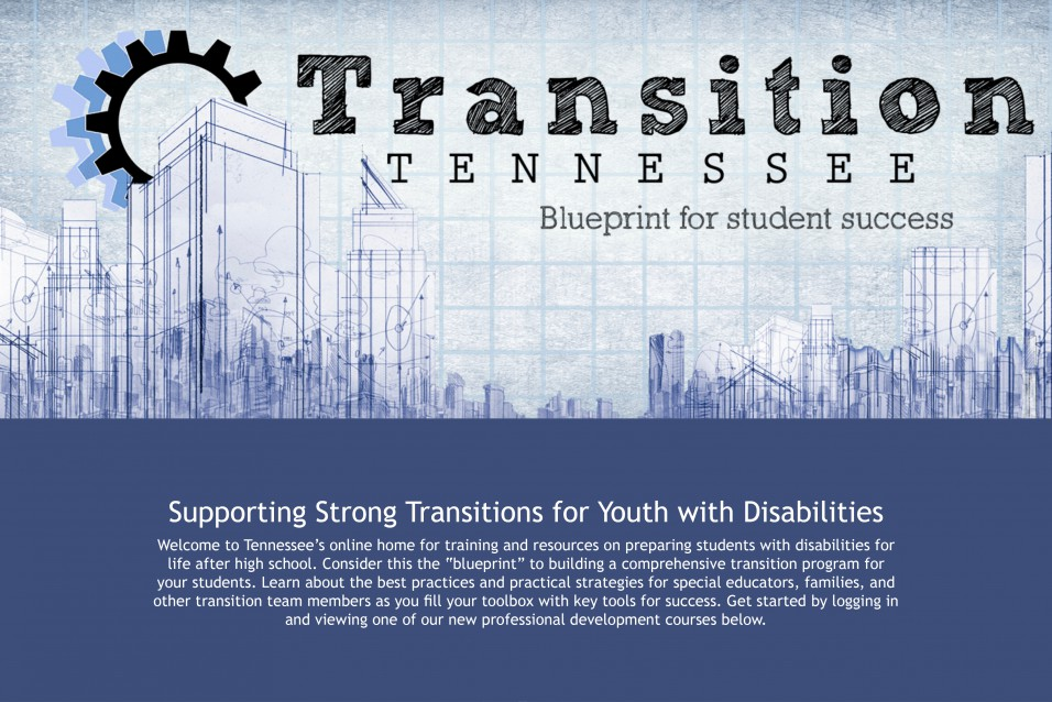 Transition Tennessee website