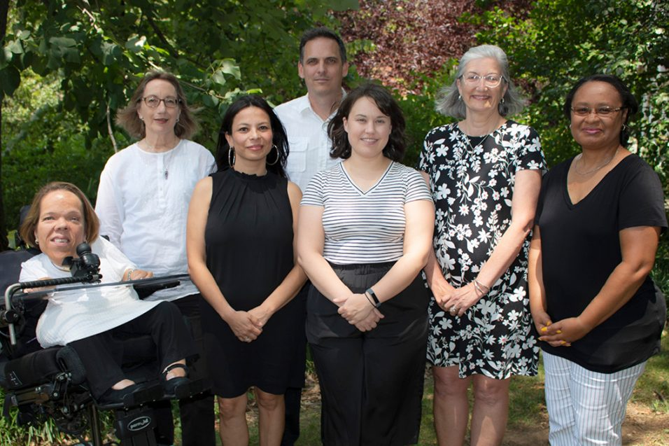 Pathfinder staff group pic