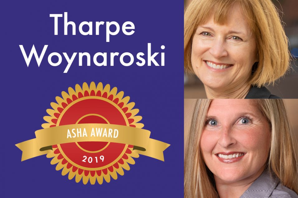 2019 ASHA Awards