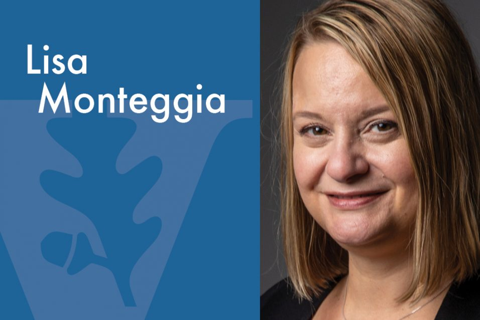 Lisa Monteggia smiling