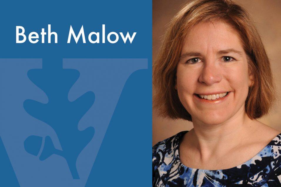 Beth Malow smiling