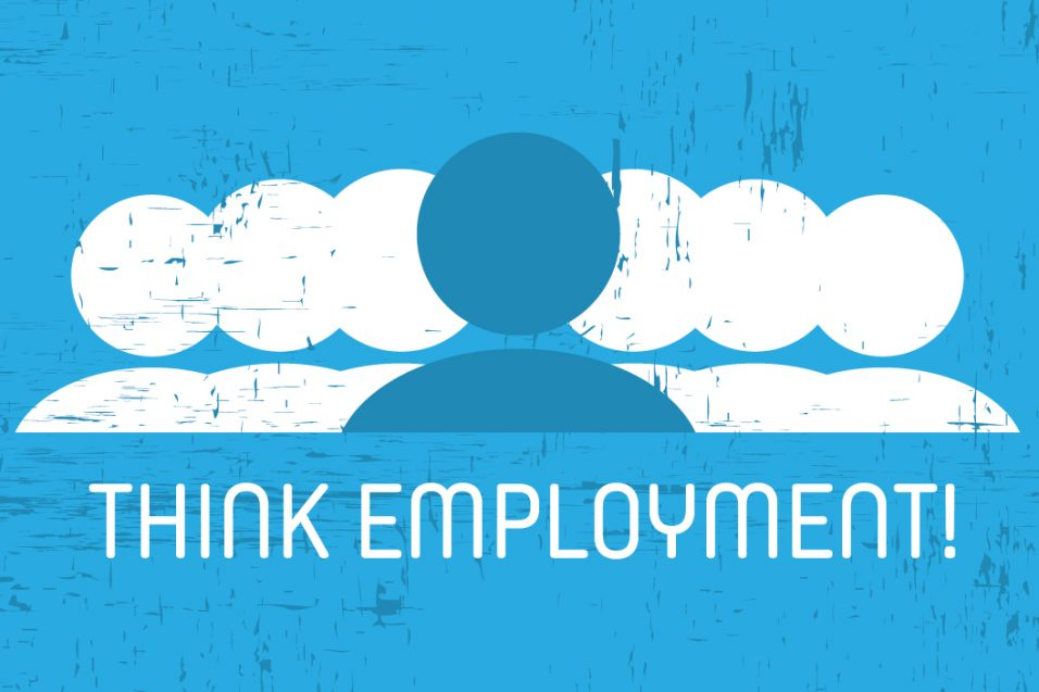 Think Employment art