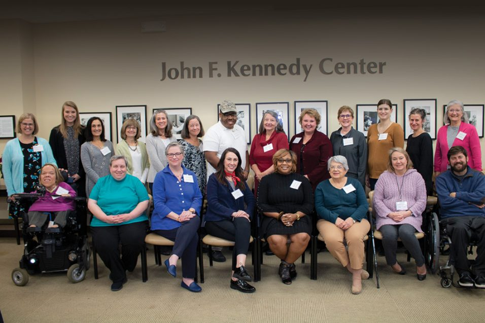 CAC participants group photo