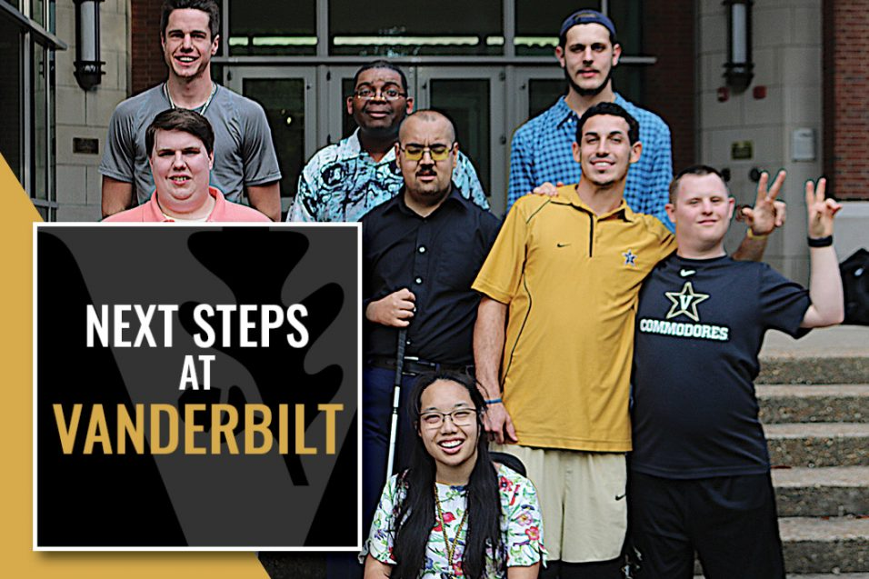 Next Steps at Vanderbilt class of 2020 graduates